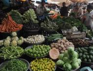 Weekly inflation falls 0.83 percent