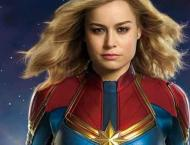 Captain Marvel Star Brie Larson wants to 'time travel' to watch ' ..
