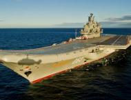 Fire at Russia's Admiral Kuznetsov Leaves Six People Injured - Em ..