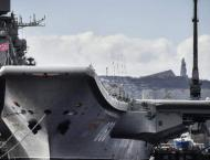Ten People Injured in Fire at Russia's Admiral Kuznetsov - Emerge ..