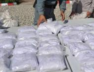 ANF Seized 2.15 ton drugs in 17 countrywide operations