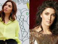 Mehwish Hayat and Mahira Khan declared as the sexiest women of As ..