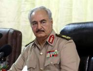 Haftar Announcement of Final Tripoli Offensive Likely Psychologic ..