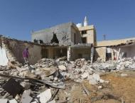 France, Germany, Italy urge end to Libya fighting