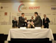 UAE and Egypt to strengthen trade relations, boost bilateral expo ..