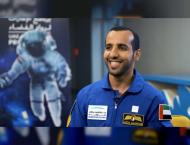 UAE's first astronaut highlights Hope Mission as next focus