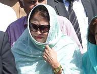 Court issues 'robkar' for Talpur's release