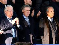 Everton pull off ambitious chase of Ancelotti