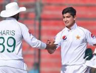 Naseem becomes youngest pacer to claim 5 wickets in Tests as Paki ..