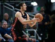 Heat edge Pacers on Dragic's late basket, Magic nip 76ers