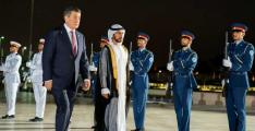 Kyrgyzstan President visits Wahat Al Karama