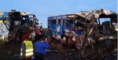 Seven People Dead, 62 Injured as Buses Collide on Highway in Kenya - Reports
