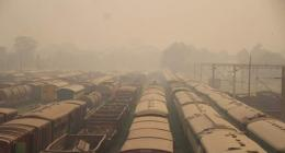Cold weather,smog causing cough,cold ailments