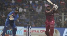 Cricket: India v West Indies T20 scoreboard