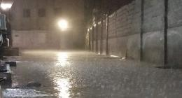 Rain turns weather chillier in city