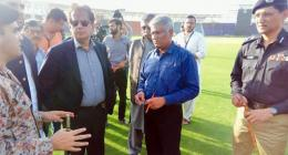 Strict security arrangements at National Stadium for test matches between Pak, Sri Lanka: Commission ..