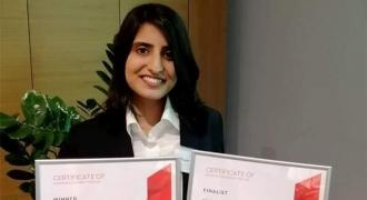 NUST student aces STEM competition at Budapest; secures job at Fortune 500 firm in KPK