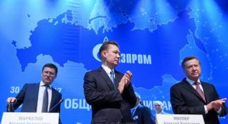 Gazprom Board of Directors Chairman Zubkov Says Expects Russia, Ukraine to Agree on Gas