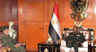 Chairman of Sudan Sovereign Council meets UAE Chief of Staff