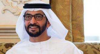 Hamdan bin Zayed inspects development projects, visits two citizens in Ghayathi