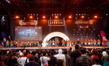 """انطلاق معرض دبي لبناء الأجسام"""" بعد .."""