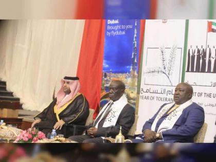 نائب رئيس أوغندا ضيف شرف حفل اليوم الوطني الـ 48 لسفارة الدولة في كمبالا