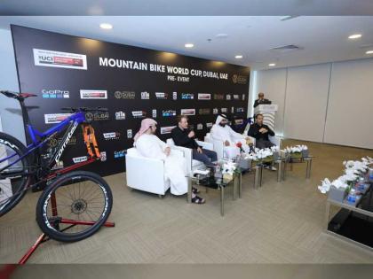 دبي تستضيف أشهر قادة الدراجات الجبلية في الجولة التمهيدية