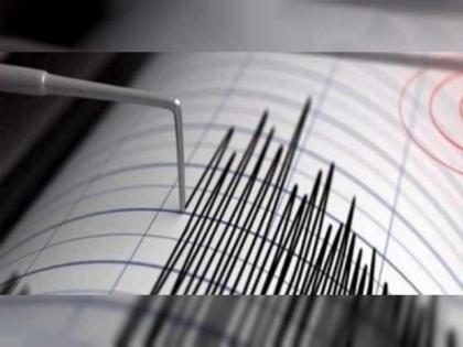 زلزال بقوة 5.5 درجة يضرب جزيرة في المحيط الهندي