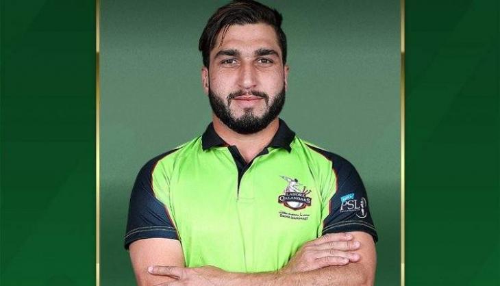 Usman Shinwari to represent Lahore Qalandars in HBL PSL 2020