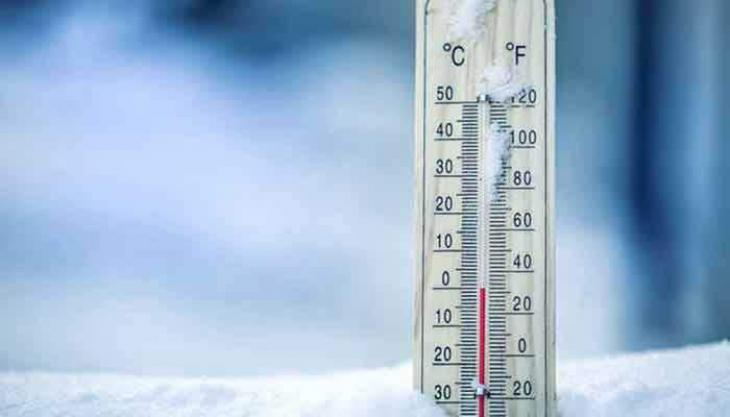 Cold, dry weather forecast in most upper areas