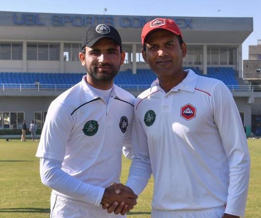 Northern batsmen provide flying start against Khyber Pakhtunkhwa