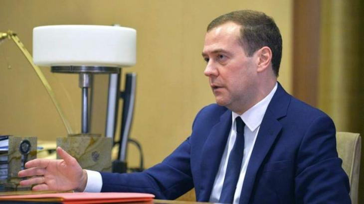 Russia Views Mongolia as Friendly Nation, Partner - Prime Minister Medvedev