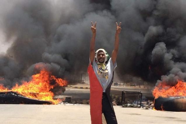 Seven killed as fire hits Sudan factory: doctors