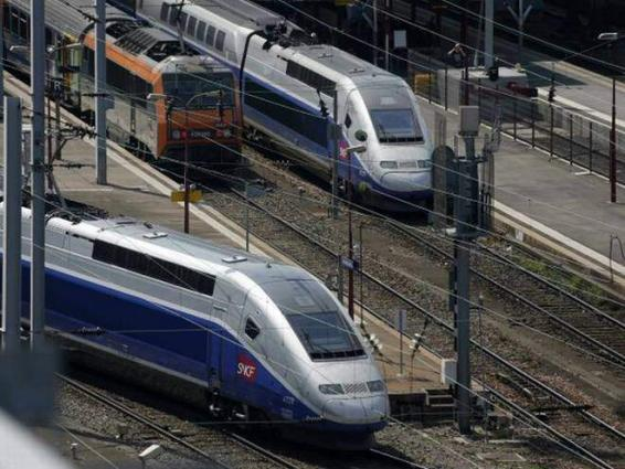 1.5 disabled use high speed trains since 2014