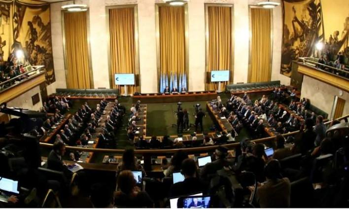 Syria Opposition Wants Constitutional Panel to Move to Damascus, Operate Under UN Auspices