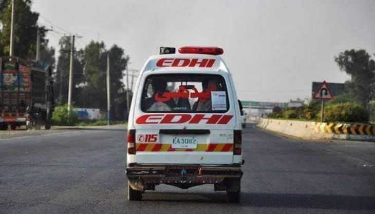 Unknown armed men shot dead a man in Quetta
