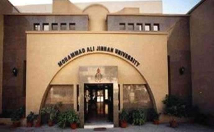 Muhammad Ali Jinnah University intl. conference on Biosciences from Dec.5