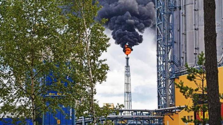 Finnish Neste Oil Company Warns of Negative Consequences of New Strikes for Industry