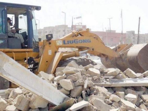 AIGP Karachi visits different areas of city to review progress of anti-encroachments operations