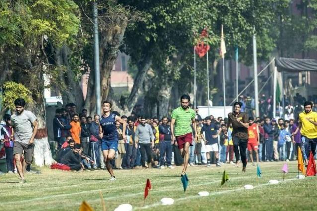 University of Veterinary and Animal Sciences holds annual sports day