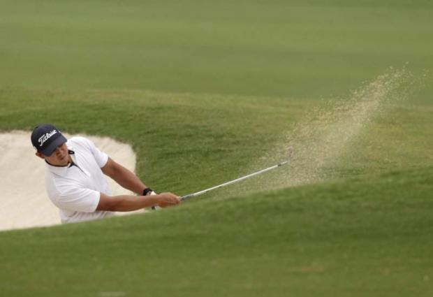 Golf: Australian Open second round scores