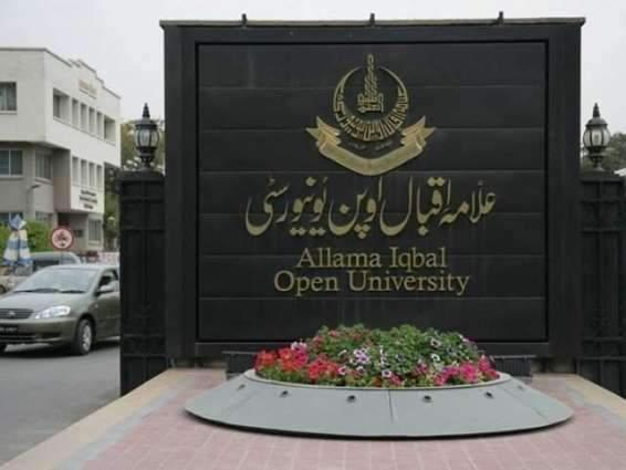 UK Open University to enhance its cooperation with Allama Iqbal Open University (AIOU)