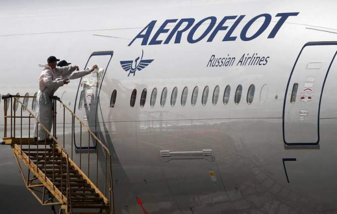 Aeroflot to Reschedule Flights To, From Paris on December 6 Due to Strike in France