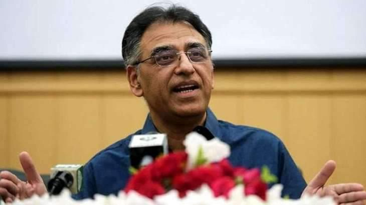 Govt to spend Rs30 billion on higher education development in FY20: Minister for Planning, Development and Reforms Asad Umar