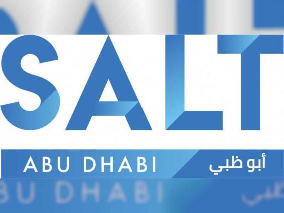 SALT begins tomorrow in Abu Dhabi