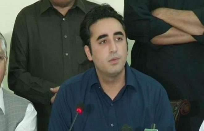 PPP to observe Benazir's death anniversary at Liaquat Bagh: Bilawal Bhutto Zardari