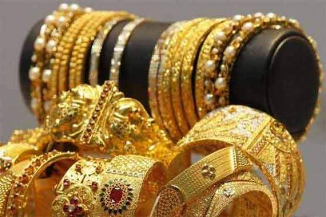 Gold price remain stable  at Rs 84, 400 per tola 10 Dec 2019