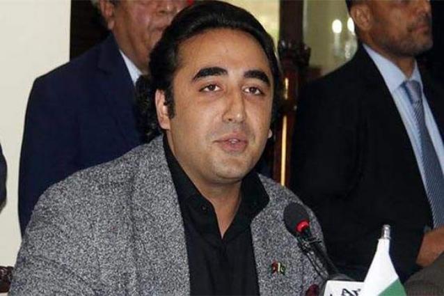 PPP Rawalpindi division office bearers call on Bilawal