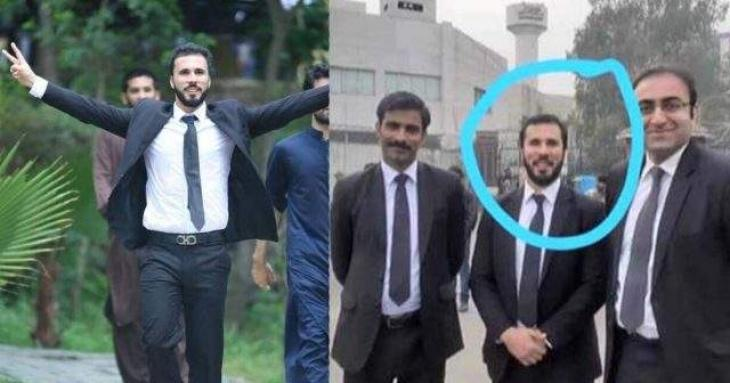 PM Khan's nephew spotted in Lawyers' attack on PIC