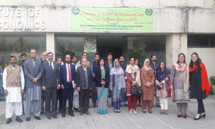 Mehergarh organizes consultation to review implementation of anti-harassment legislation
